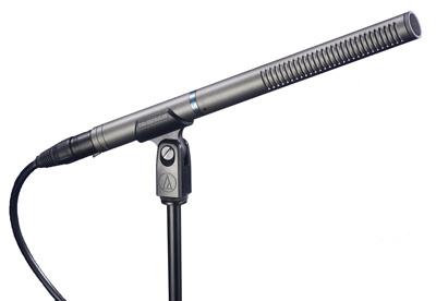 Audio-Technica AT897 – Shotgun Mic Review