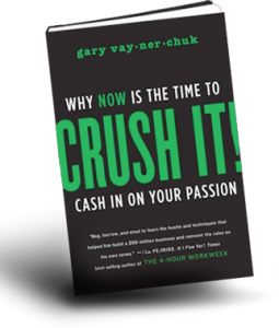 CRUSH IT: Book Review