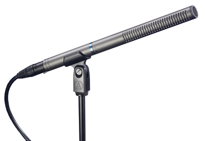 Audio-Technica AT897 – Shotgun Mic Review